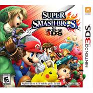 Nintendo Super Smash Bros. for Nintendo 3DS at Kmart.com