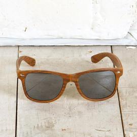 Adam Levine Dark Wood Classic Sunglasses at Kmart.com