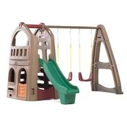 Step 2 Naturally Playful Playhouse Climber and Swing Extension at Sears.com