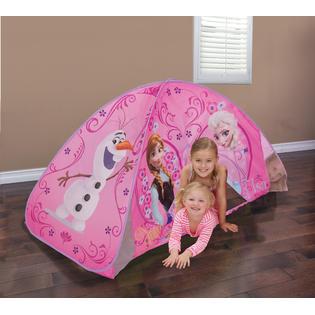 Disney Light Up Tent Frozen Fitness Amp Sports Outdoor