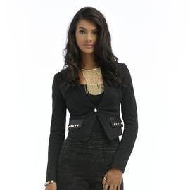 Nicki Minaj Women's Cropped Blazer at Kmart.com