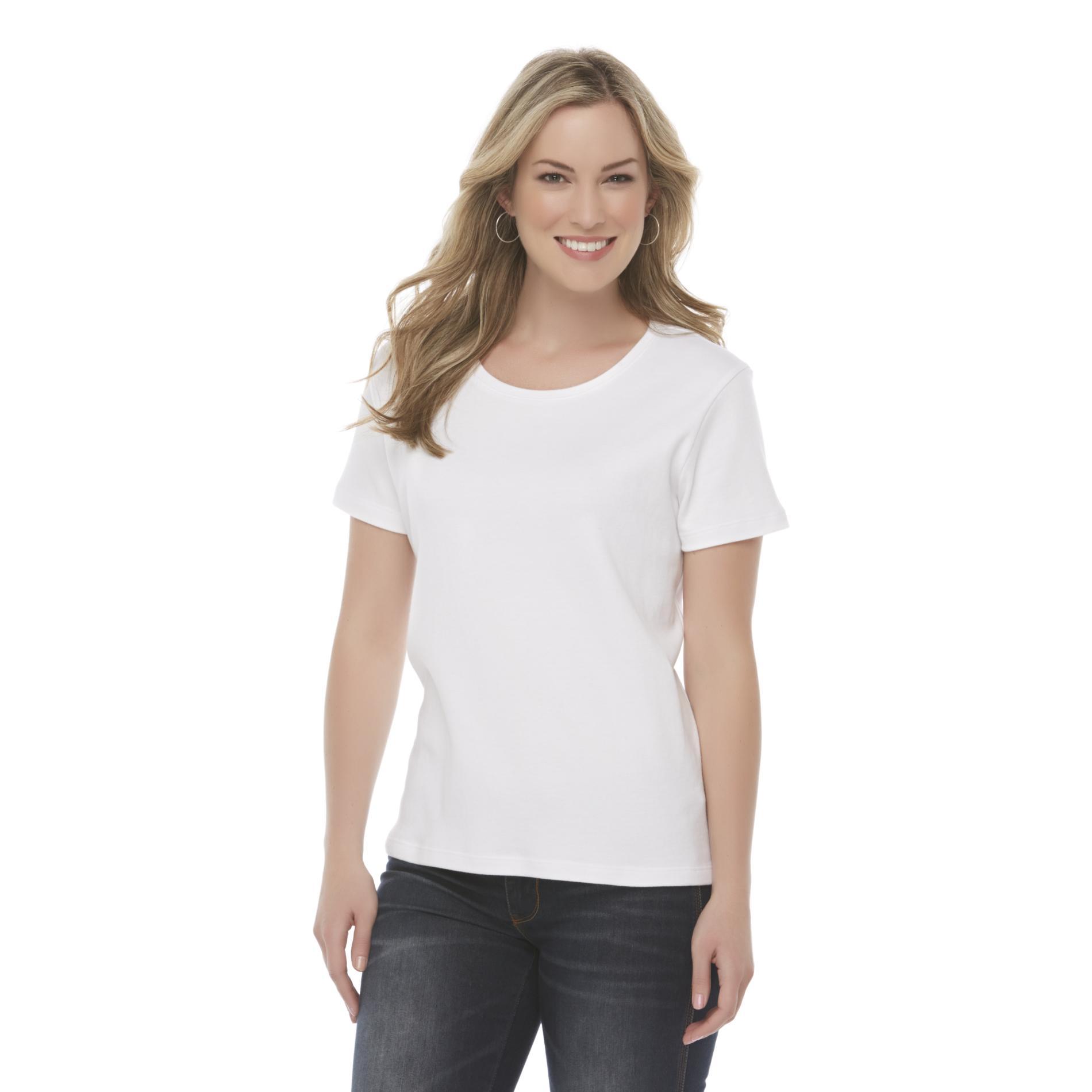 Laura Scott Petite's Short-Sleeve T-Shirt