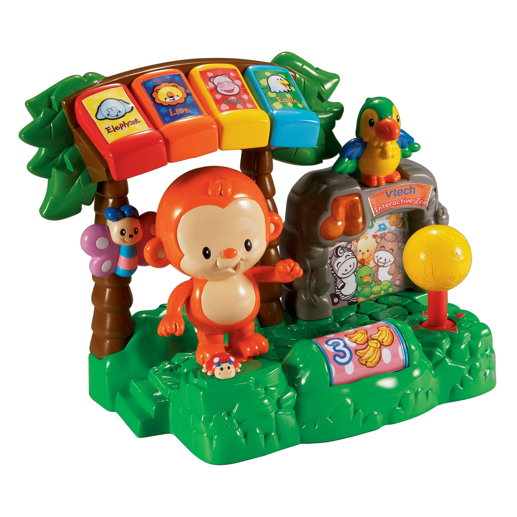 Vtech  Learn 'N Dance Interactive Zoo