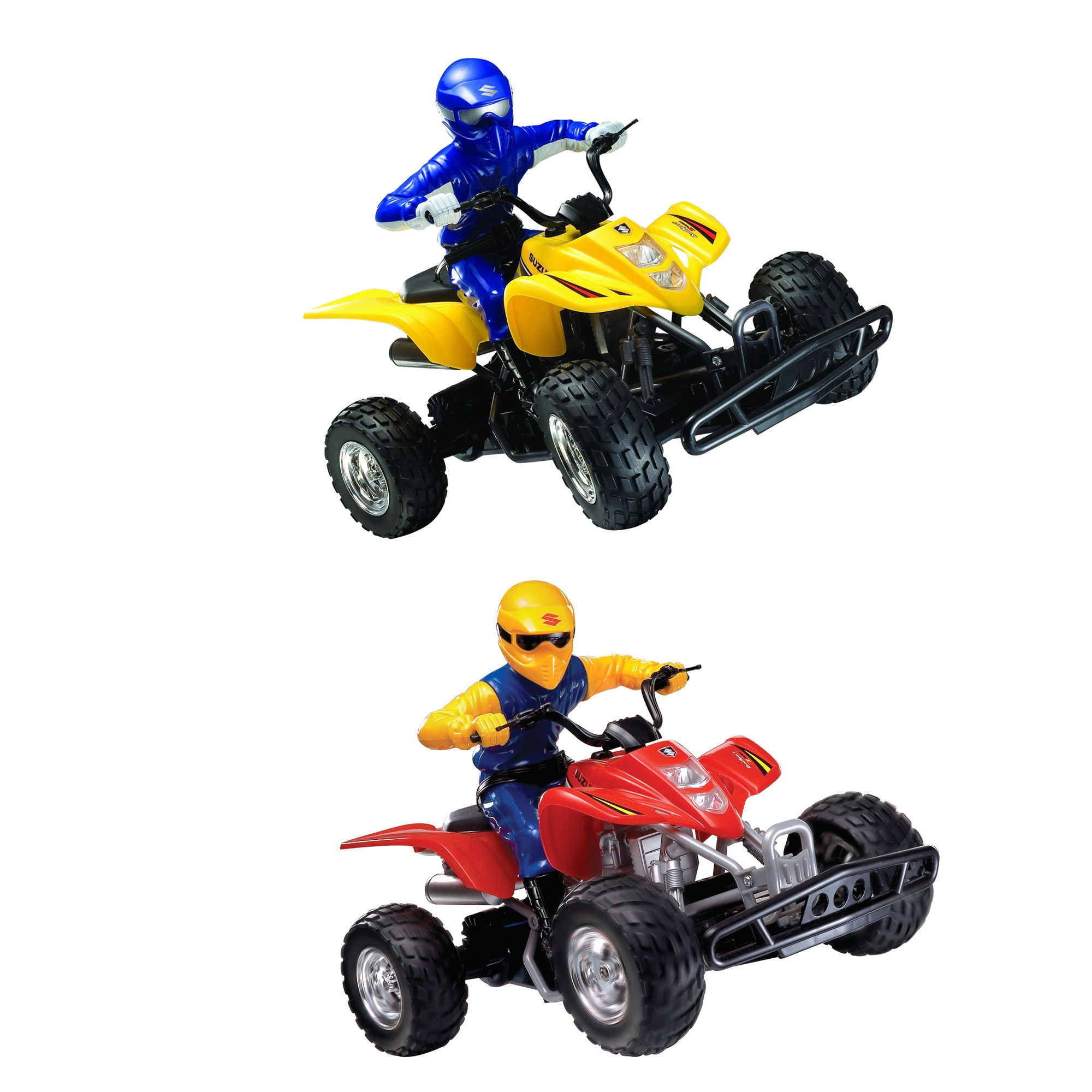 Radio Control Full Function 1:7 Suzuki ATV