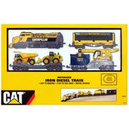 Caterpillar Toys ® Iron B/O Diesel Train at Kmart.com
