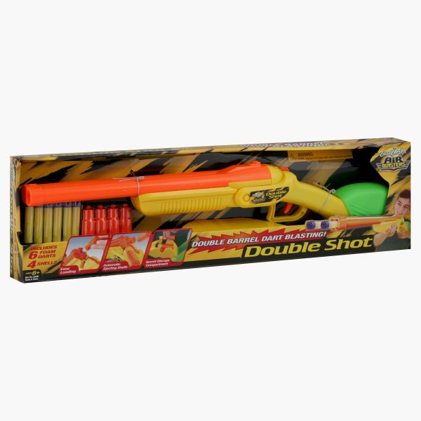Buzz Bee Toys Air Blasters Double