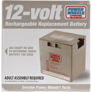 Power Wheels 12-Volt Rechargeable Battery at Kmart.com