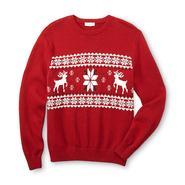 Dockers Men's Crew Neck Sweater - Reindeer at Sears.com