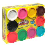 Play-Doh Modeling Compound, Case of Colors, 10 - 20 oz (567g) modeling compound at Sears.com