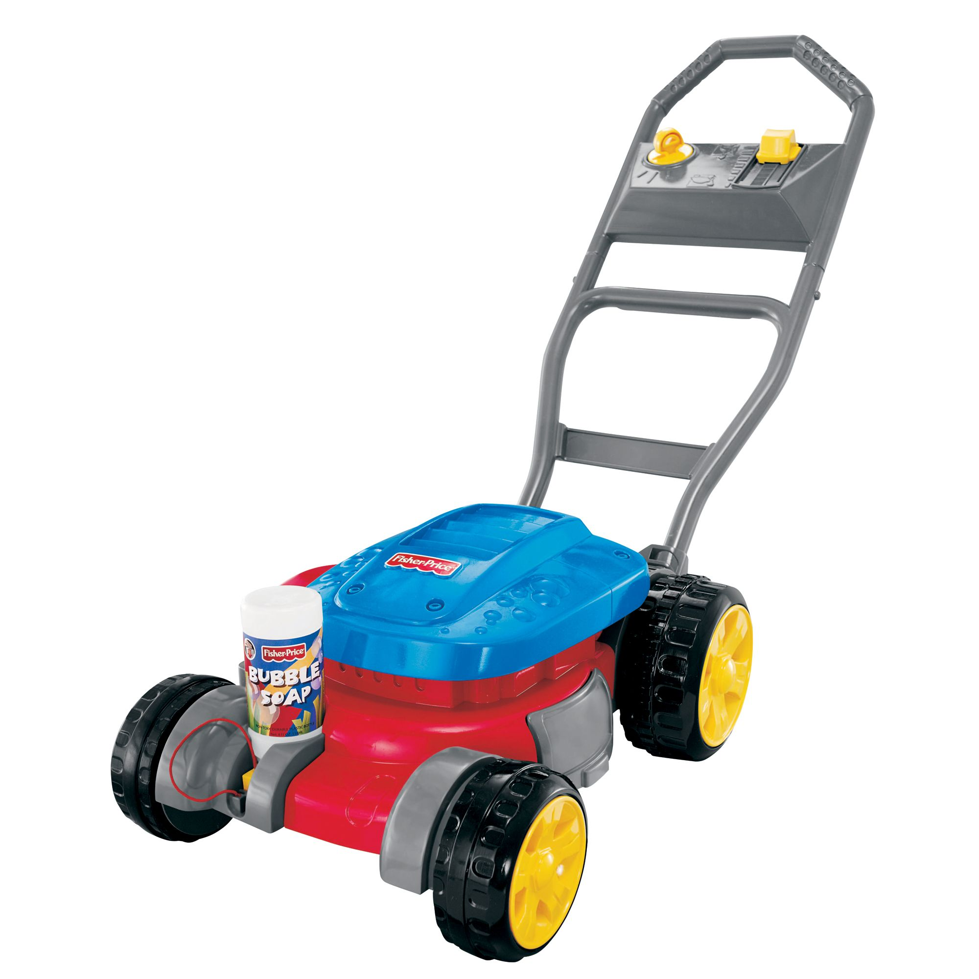 Fisher-Price  Double Bubble Mower