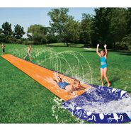 Soak N Splash 18 Ft. Water Slide with Splash Pool at Kmart.com