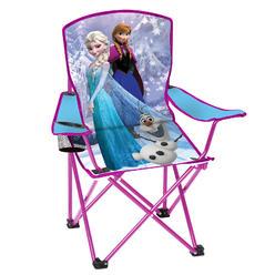 Disney Frozen Folding Chair w/ Armrest & Cupholder at Kmart.com