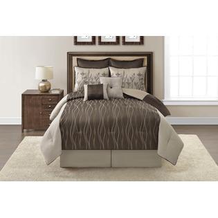 8-Piece Reversible Norwood Comforter Set