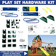 Swing-N-Slide Alpine Custom Kit - Price Includes Shipping! at Kmart.com