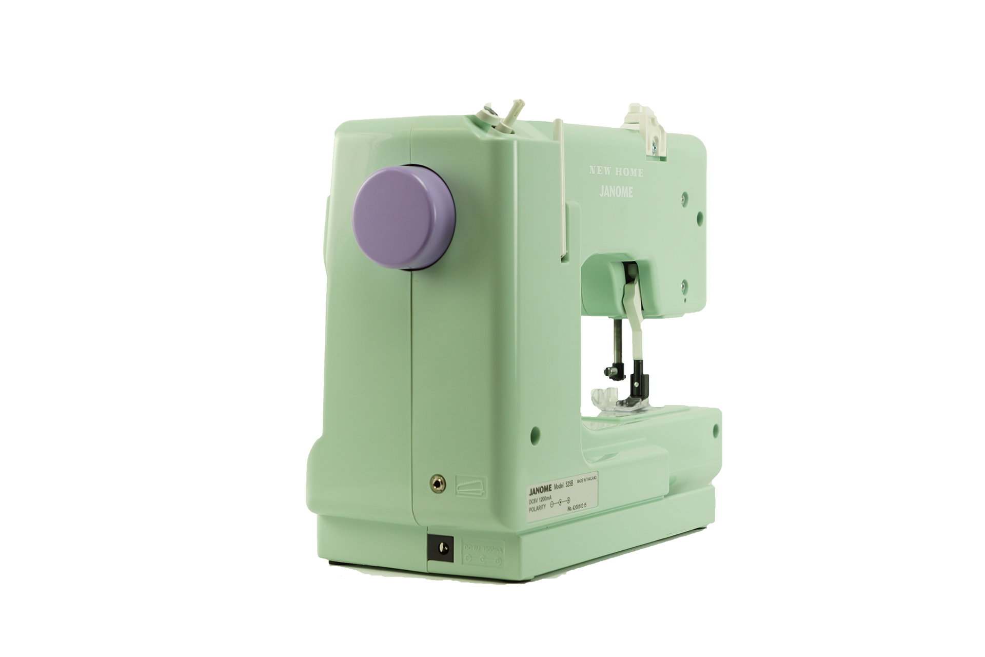 Janome Mystical Mint Portable Sewing Machine