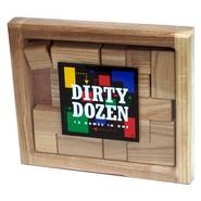 Dirty Dozen Brain Teaser Puzzle at Sears.com