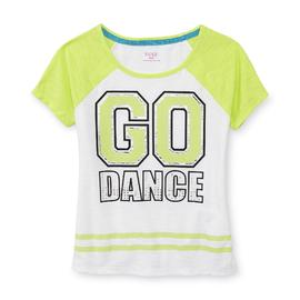 Piper Faves Girl's Raglan T-Shirt - Go Dance at Kmart.com