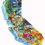 Sun & Fun--California Shaped Puzzle at Kmart.com