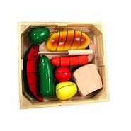 Cutting Food Box Play Food Set at Sears.com