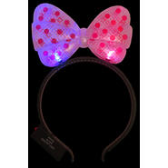 WeGlow International Light Up Red Hair Bow Bopper (set of 5) at Kmart.com