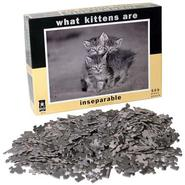 What Kittens Are - Inseparable Jigsaw Puzzle at Sears.com