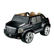 Power Wheels Cadillac Escalade EXT Black at Kmart.com