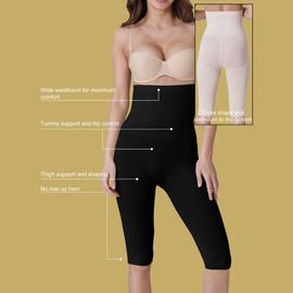 Dr. Rey Shapewear Women's  Seamless 3/4 Leg Shaper at Kmart.com