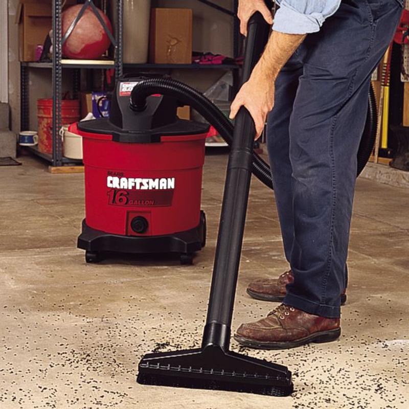 Craftsman 2 1 2 In Floor Brush