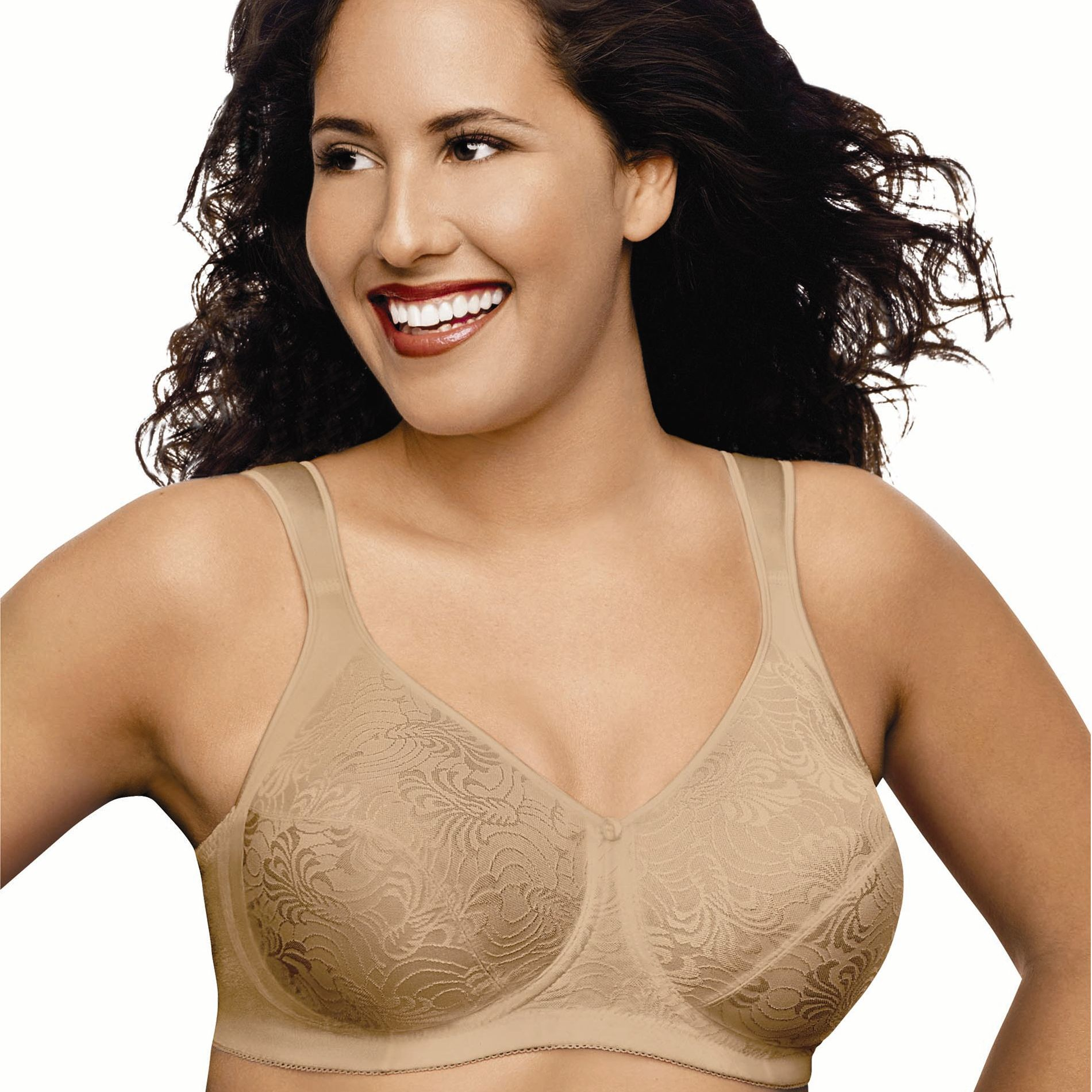 Just My Size Women's Gel Cushion Strap Bra #1105 at Kmart.com