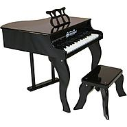 Schoenhut Black 30 Key Baby Grand W/Bench at Kmart.com