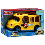 Fisher-Price Lil' Movers™ School Bus, 1 bus at Kmart.com