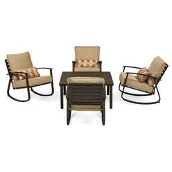 Ty Pennington Style Marco Island 5 Piece Chat Set at Kmart.com