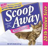 Scoop Away Multi-cat Cat Litter - 20 Pound Container at Kmart.com