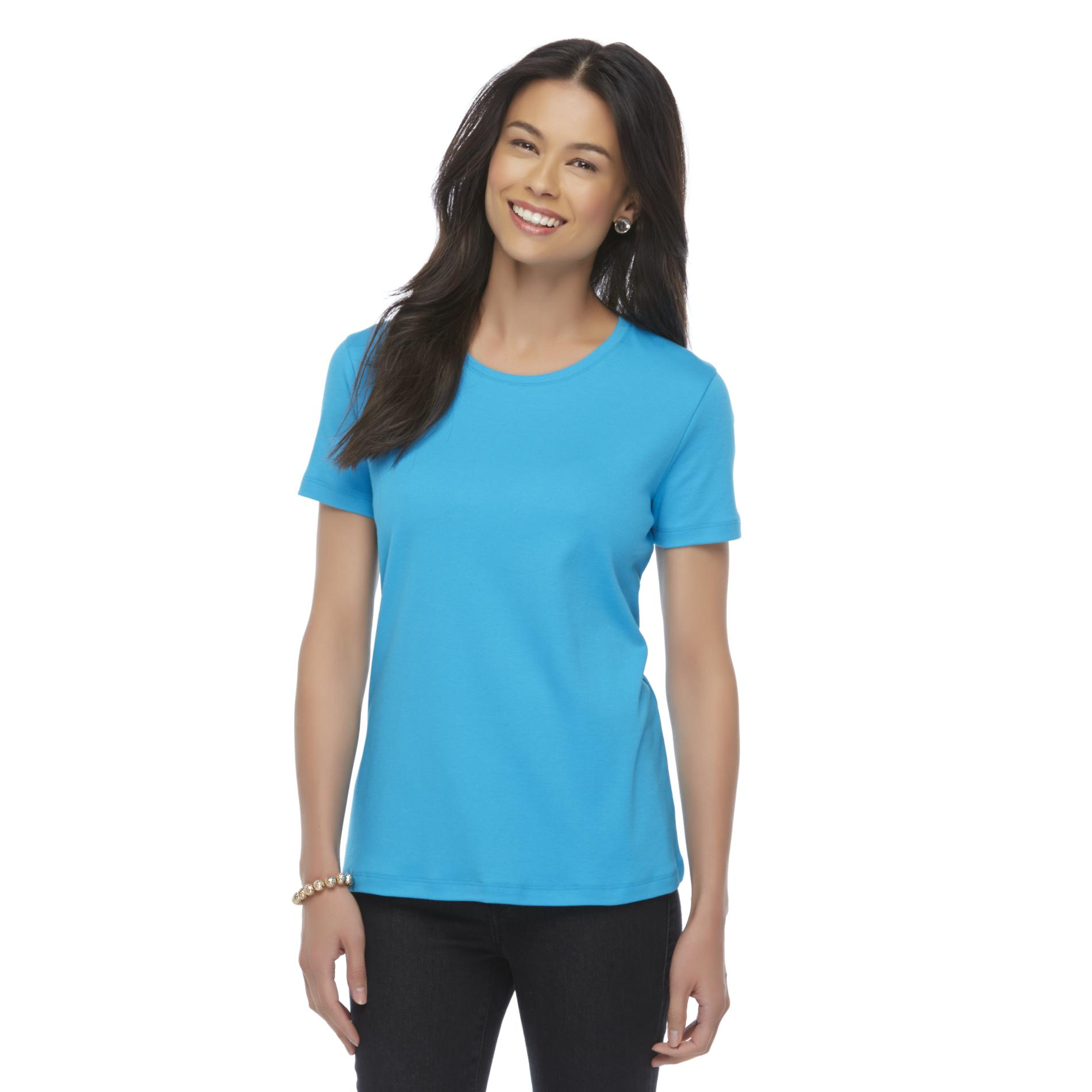Laura Scott Petite's Short-Sleeve T-Shirt at Sears.com