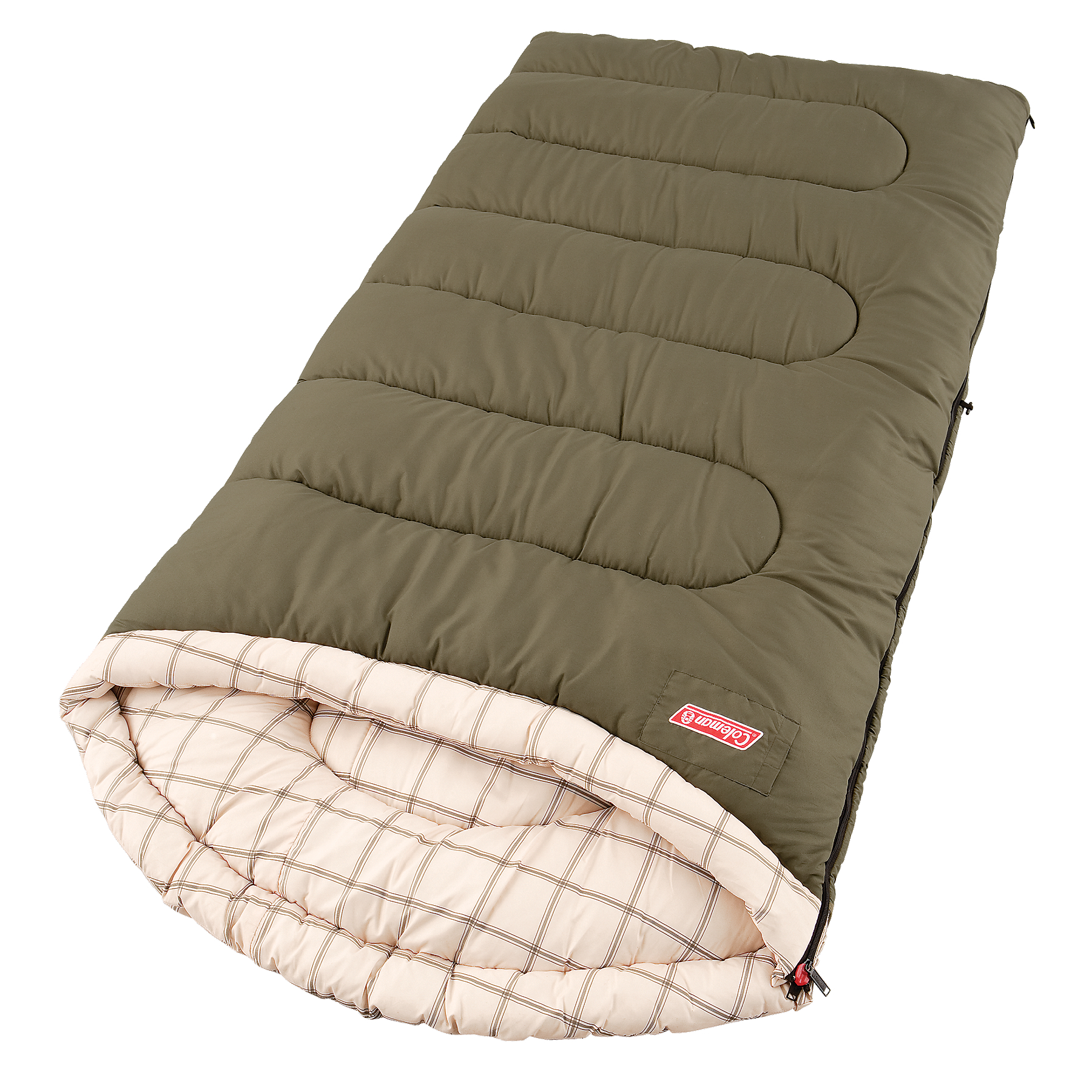 Camping on a Budget - Juneau Sleeping Bag