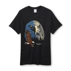 Men's Graphic T-Shirt - Eagle at Kmart.com