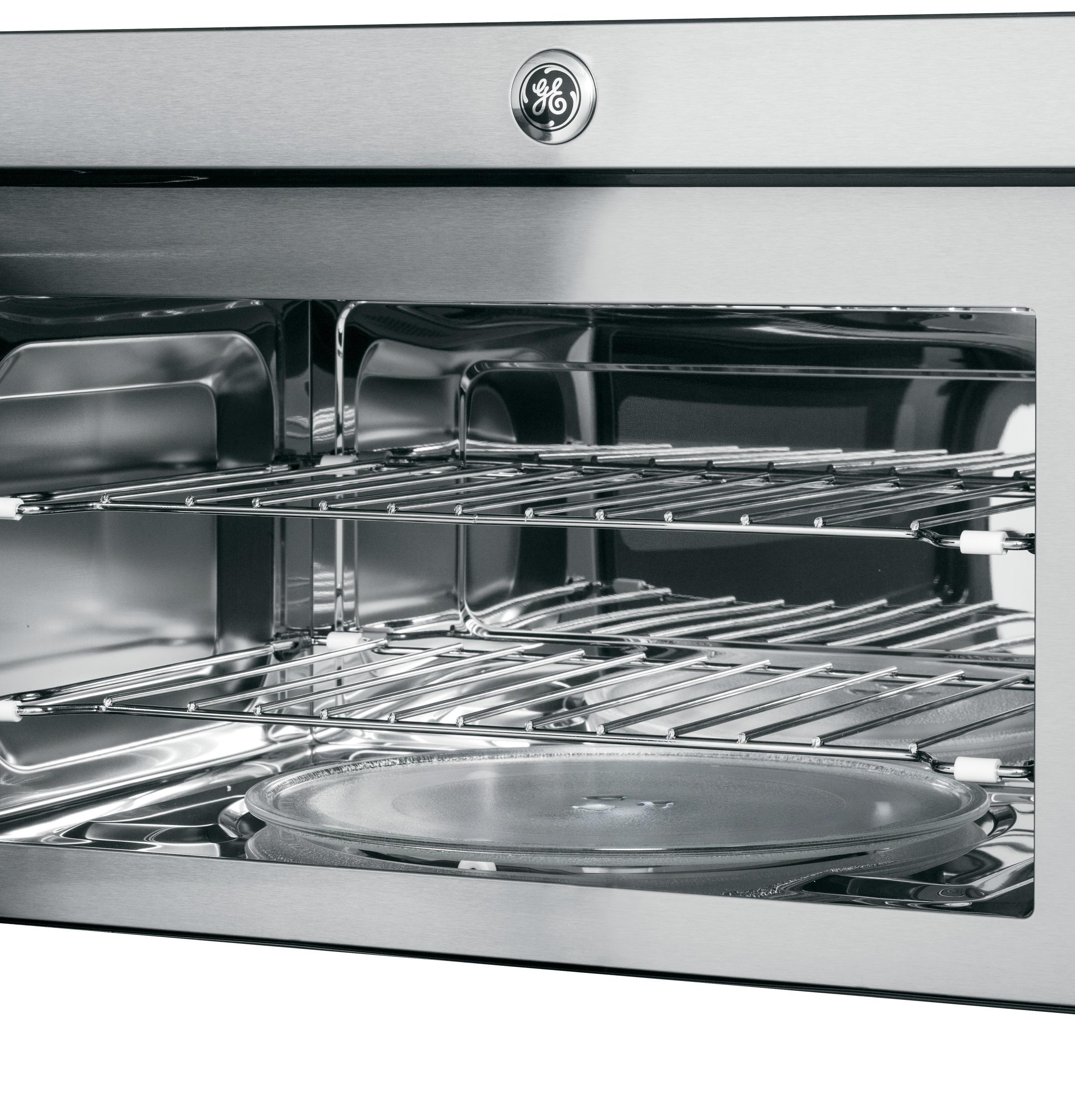 Ge Cafe Series Cvm1790ssss 1 7 Cu Ft Over The Range Microwave