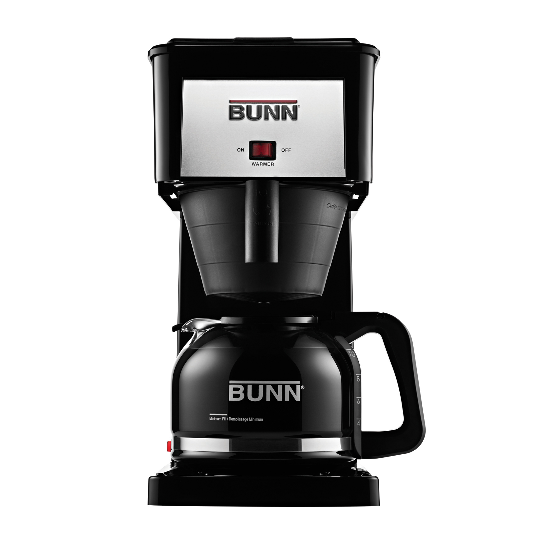 Bunn NCD 10 Cup Coffee Decanter for Home Brewers