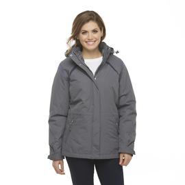 ZeroXposur Women's Below Zero Hooded Winter Coat at Sears.com