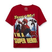 Marvel Comics Spider-Man Boy's Graphic T-Shirt at Kmart.com