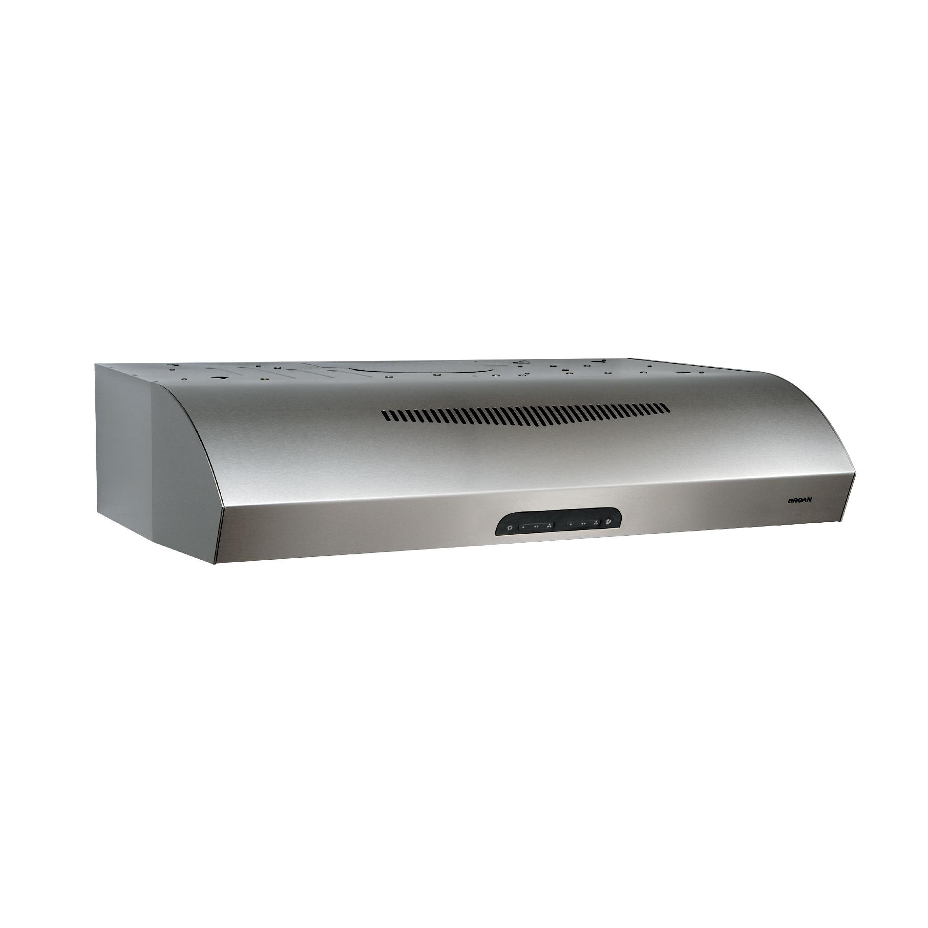 "Broan QP242SS 42"" 350 CFM Under Cabinet Range Hood - Stainless Steel"