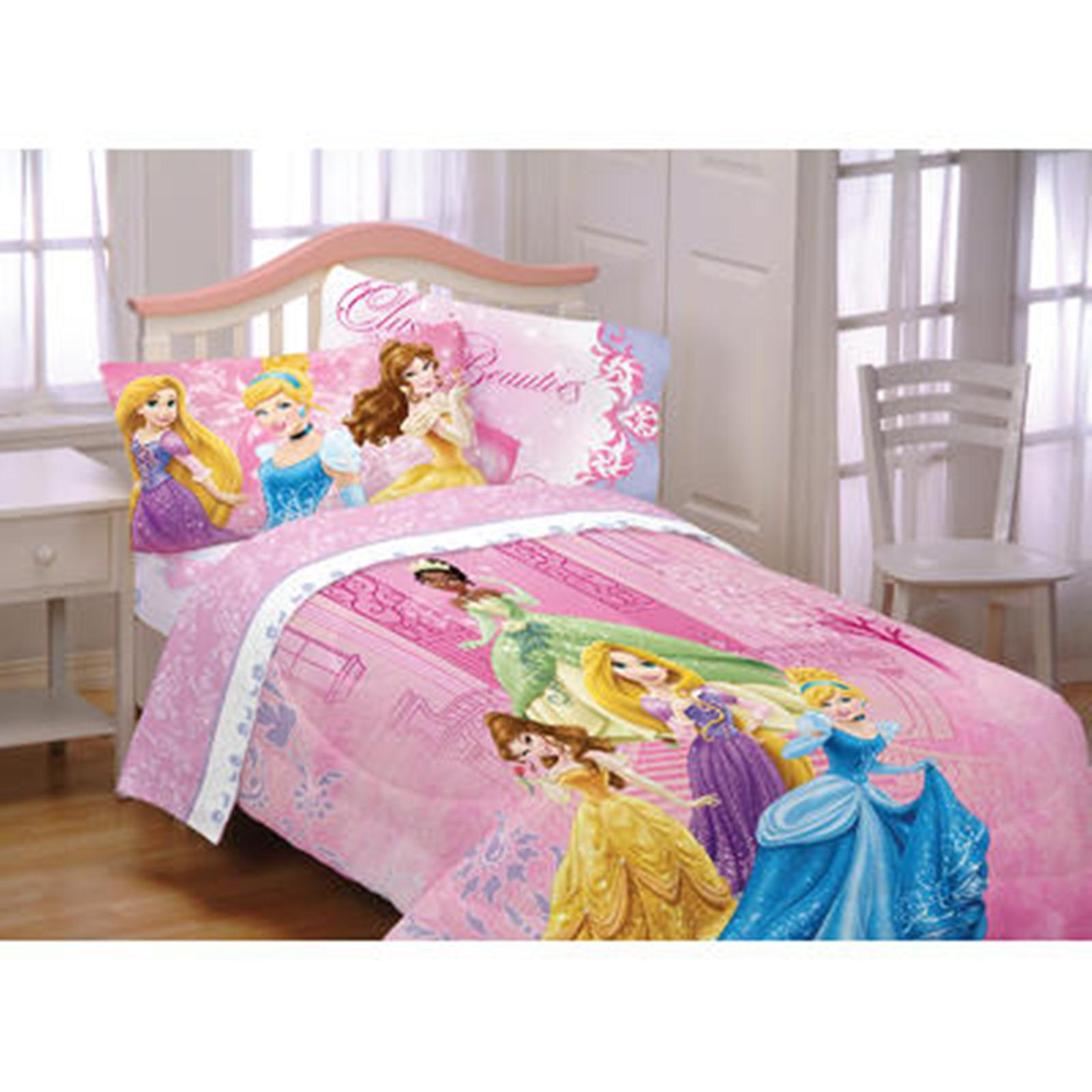Disney Princess Twin Full forter Home Bed & Bath Bedding
