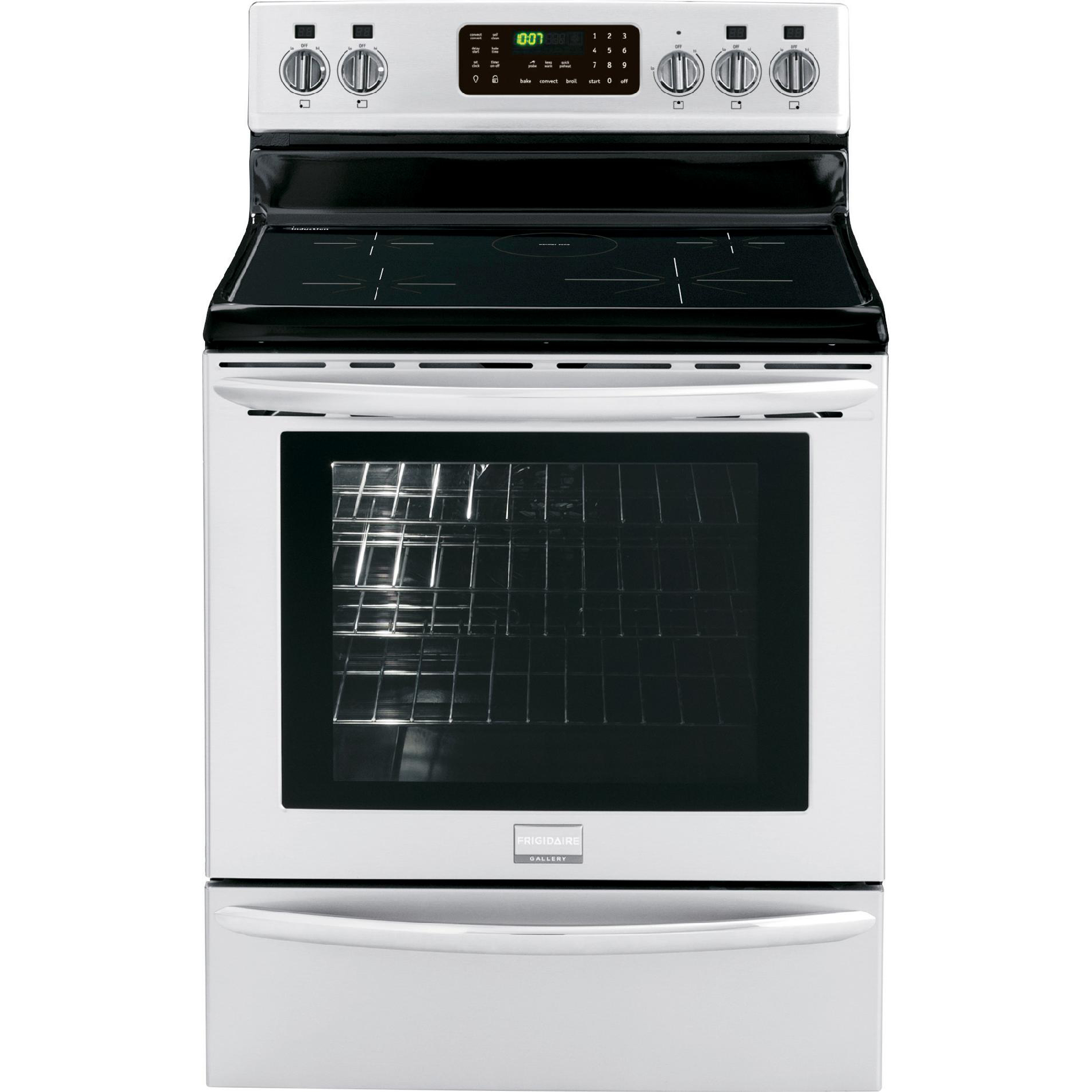Gallery 5.4 cu. ft. Electric Range w/