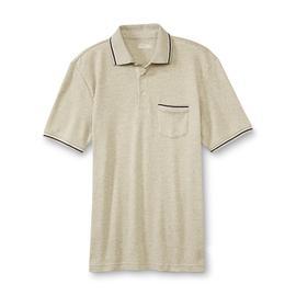 Basic Editions Men's Pocket Polo Shirt at Kmart.com