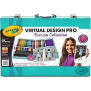 Crayola Virtual Design Fashion Collection at Kmart.com
