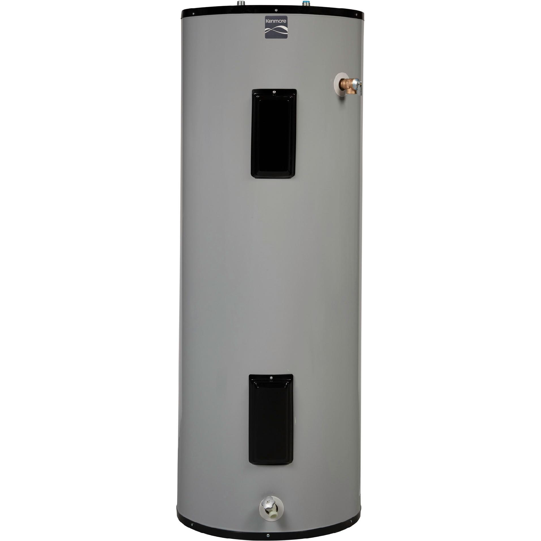 Kenmore 40 gal. Tall 12-Year Electric Water Heater - Limited Availability