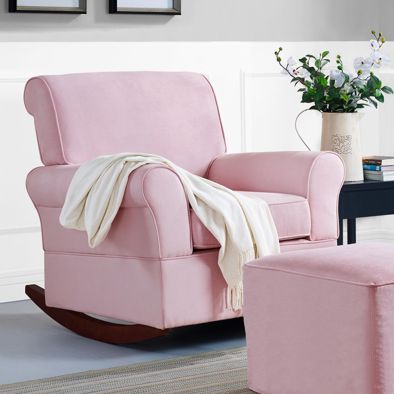 Dorel Home Furnishings Mackenzie Rocker Chair, Multiple Colors