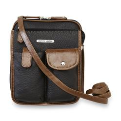 Jaclyn Smith Women's Lifestyle Crossbody Bag - Two-Tone at Kmart.com
