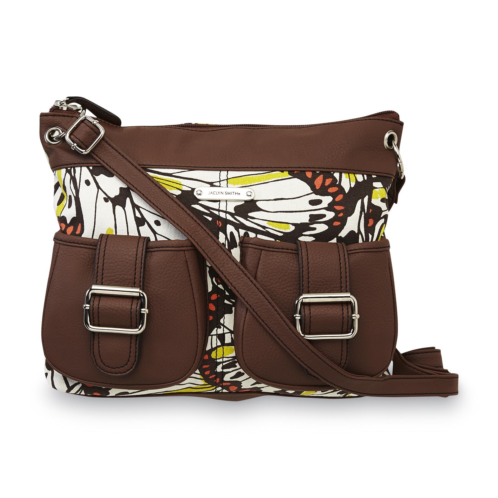 Jaclyn Smith Women's Danbury Crossbody Bag - Wings