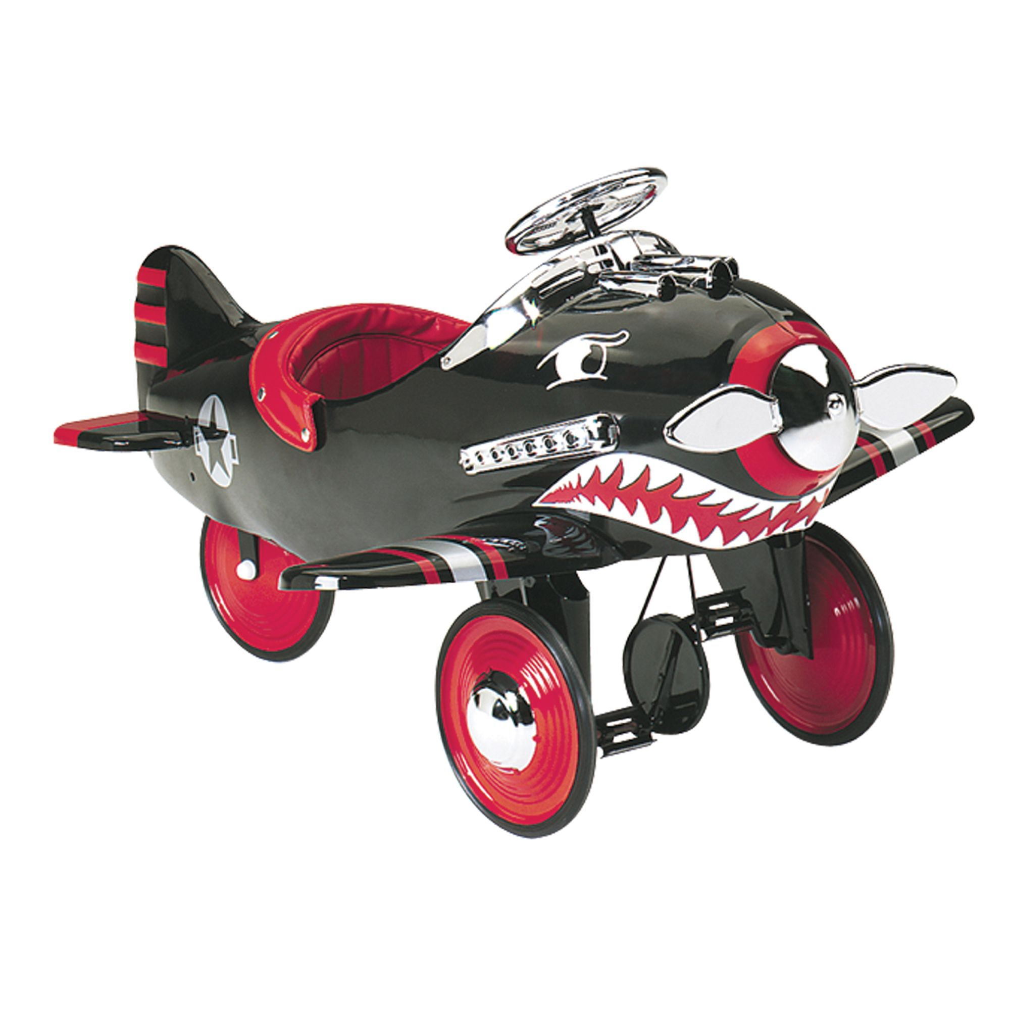 Air Flow  Shark Attack Pedal Plane